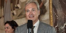 Dominique Louis, le PDG d'Assystem, était à Toulouse le 8 juillet dernier.