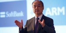 Masayoshi Son, le PDG de SoftBank.