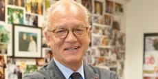 Jacques Marescaux, directeur général de l'Institut hospitalo-universitaire (IHU) de Strasbourg