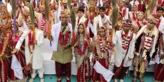 Join My Wedding propose à des couples de vendre des places pour leur mariages à des internautes du monde entier. Pour l'heure, la majorité des couple inscrits sur la plateforme sont Indiens.