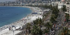 Nice est la deuxième destination touristique en France avec 11 millions de visiteurs chaque année.