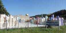 Canson dispose de deux sites de production en Ardèche : l'un à Annonay, l'autre à Saint-Marcel-lès-Annonay (notre cliché).