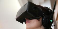 La casque de réalité virtuelle Oculus Rift devrait accompagner la version PC/console du jeu vidéo Xfield Paintball