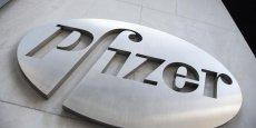 Pfizer a investi 221 millions de dollars en publicités télévisuelles pour l'antiépileptique Lyrica, en 2016, aux Etats-Unis.