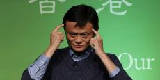 Jack Ma, pdg d'Alibaba,  se diversifie dans les médias (il vient de s'acheter un quotidien), la finance en ligne et le cloud.