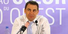 Olivier Sadran, président du TFC, a présenté sa nouvelle stratégie pour le club