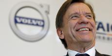 """Nous sommes très fiers d'être le partenaire choisi par Uber, l'une des entreprises de technologies les plus en pointe dans le monde"""", s'est félicité le patron de Volvo Håkan Samuelsson."""