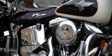 Fondé en 1903 et réputé dans le monde entier pour ses motos bicylindres, Harley Davidson, basé à Milwaukee (Wisconsin)  a vendu en 2015 près de 265.000 motos dans le monde dont 168.000 aux Etats-Unis.
