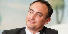 Olivier Menuet, directeur de l'énergie à la SNCF et président de SNCF Energie.