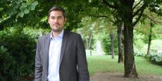Guillaume Mathelier, élu socialiste et spécialiste du revenu universel.
