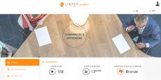 L'interface de la Linxea Academy vous incite à améliorer vos performances.