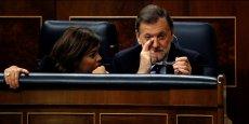 Mariano Rajoy ne dispose que d'une majorité relative au Congrès et devra faire avec.