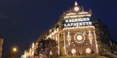 En 2015, les Galeries Lafayette avaient inauguré une nouvelle version de leur site de vente en ligne et réalisé environ 2% de leur chiffre d'affaires en ligne, l'objectif étant de passer à 10% d'ici quatre ans.