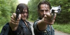 """Comme la plupart des séries, """"The Walking Dead"""" (en photo) a été présentée à différentes chaînes américaines par ses producteurs avant d'atterrir sur AMC, où elle est devenue un succès phénoménal."""