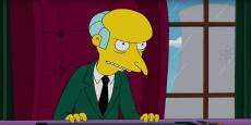 Aucun doute pour Mr. Burns : le patron d'Homer Simpson est définitivement un psychopathe.