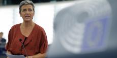 Margrethe Vestager est la commissaire européenne à la concurrence, responsable de du contrôle des aides d'État et des réglementations antitrust.