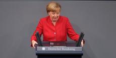 La chancelière allemande a dû reconnaître des erreurs dans la gestion de la crise migratoire.