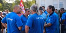 Manifestation ce jeudi 21 septembre devant le siège de Latécoère