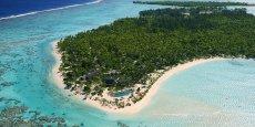 Sur l'atoll de Tetiaora, l'hôtel Brando est équipé d'un système de climatisation révolutionnaire imaginé par Marlon Brando.