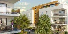 Angelotti va lancer la commercialisation du programme immobilier Les Jardins d'Helios à Cournonterral, un vaste ensemble de 350 lots et 550 logements, dont la résidence de logements collectifs Olympe.