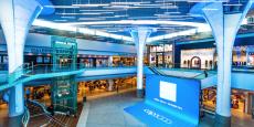 La Digital Wave trône au sein du centre commercial rénové pour 200 M€.