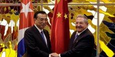 """L'objectif du déplacement du Premier ministre chinois à Cuba est d'""""approfondir davantage encore la coopération sino-cubaine dans les divers domaines et (d') injecter une nouvelle dynamique dans les relations"""" bilatérale."""