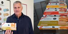 """Pour faire face à la croissance de son activité, Délidess (ici son cofondateur Pascal Faidy) s'apprête à investir entre 4 et 5 M€ à Blanquefort (Gironde) dans un projet d'usine labellisée """"Usine du futur"""" par la Région Nouvelle-Aquitaine."""