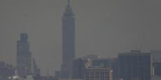L'une des villes les plus peuplées au monde, Mexico City est particulièrement exposée à la pollution.