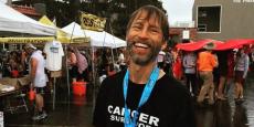 Le cancer de Tom Marsilje a été détecté il y a cinq ans. En attendant de tester son produit basée sur l'immunothérapie, il survit grâce à une chimiothérapie.