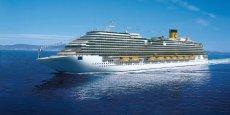 Le Costa Diadema est un paquebot de croisière de la compagnie Costa Croisières. Il s'agit du plus gros navire de la flotte Costa.
