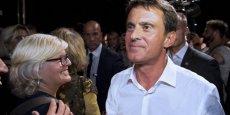 """"""" La gauche est la seule force capable de rassembler largement les Français au-delà des camps habituels. Ce sera l'enjeu du second tour.Nous devons y être, rien n'est acquis"""", a déclaré Manuel Valls samedi en meeting à Tours."""