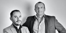 Arnaud Lambert et Fabien Amico ont co-créé Treeptik en 2011