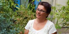 """""""Peut-on vraiment qualifier de locaux des produits issus de l'élevage d'animaux nourris au soja OGM d'Amérique du Sud, des végétaux enrichis aux engrais chimiques produits à partir de gaz d'Ukraine ?"""", s'interroge Stéphanie Pageot."""