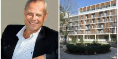 Bruno Derville, DG de Vinci Immobilier, mise sur les résidences de services