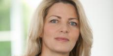 Marie-Anne Barbat-Layani, la directrice générale de la Fédération bancaire française (FBF).