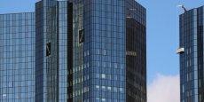 La BCE s'est montrée très bienveillante avec la Deutsche Bank dans les stress tests.