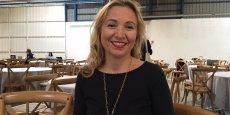 Susanne Chishti ce jeudi à l'événement Bordeaux Fintech.