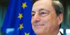 Mario Draghi veut poursuivre sa politique monétaire.