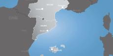 L'eurorégion Pyrénées-Méditerranée.