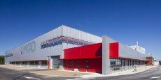 La nouvelle usine Mkad à Varilhes.