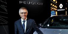 Carlos Tavares, PDG du Groupe PSA Peugeot-Citroën