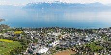 Plus de 150 entreprises innovantes se côtoient sur le prestigieux campus de l'École polytechnique fédérale de Lausanne (EPFL).