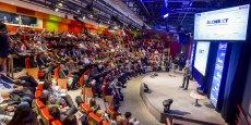 L'édition 2015 de Biznext avait réuni près de 500 personnes à la Cité mondiale.