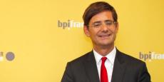 Nicolas Dufourcq, directeur général de la BPIfrance.