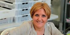 Claudie Botté, fondatrice et dirigeante de Gourmie's