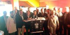 La banque publique d'investissement rejoint les 170 partenaires qui gravitent autour du club bordelais.