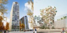 Les futures tours en bois Silva et Hyperion doivent être construites à Bordeaux en 2018