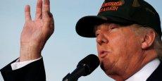 S'il est élu, Trump veut renégocier l'accord de Paris