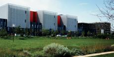 Les nouveaux locaux d'Akka Technologies à Blagnac.