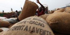 Halle au Cacao en Côte d'Ivoire